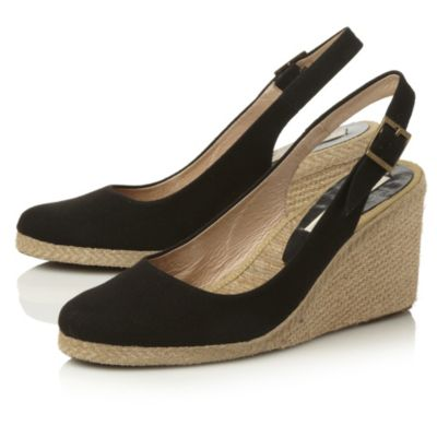 Pied A Terre Imperia Wedge Espadrille Dune Shoes Online